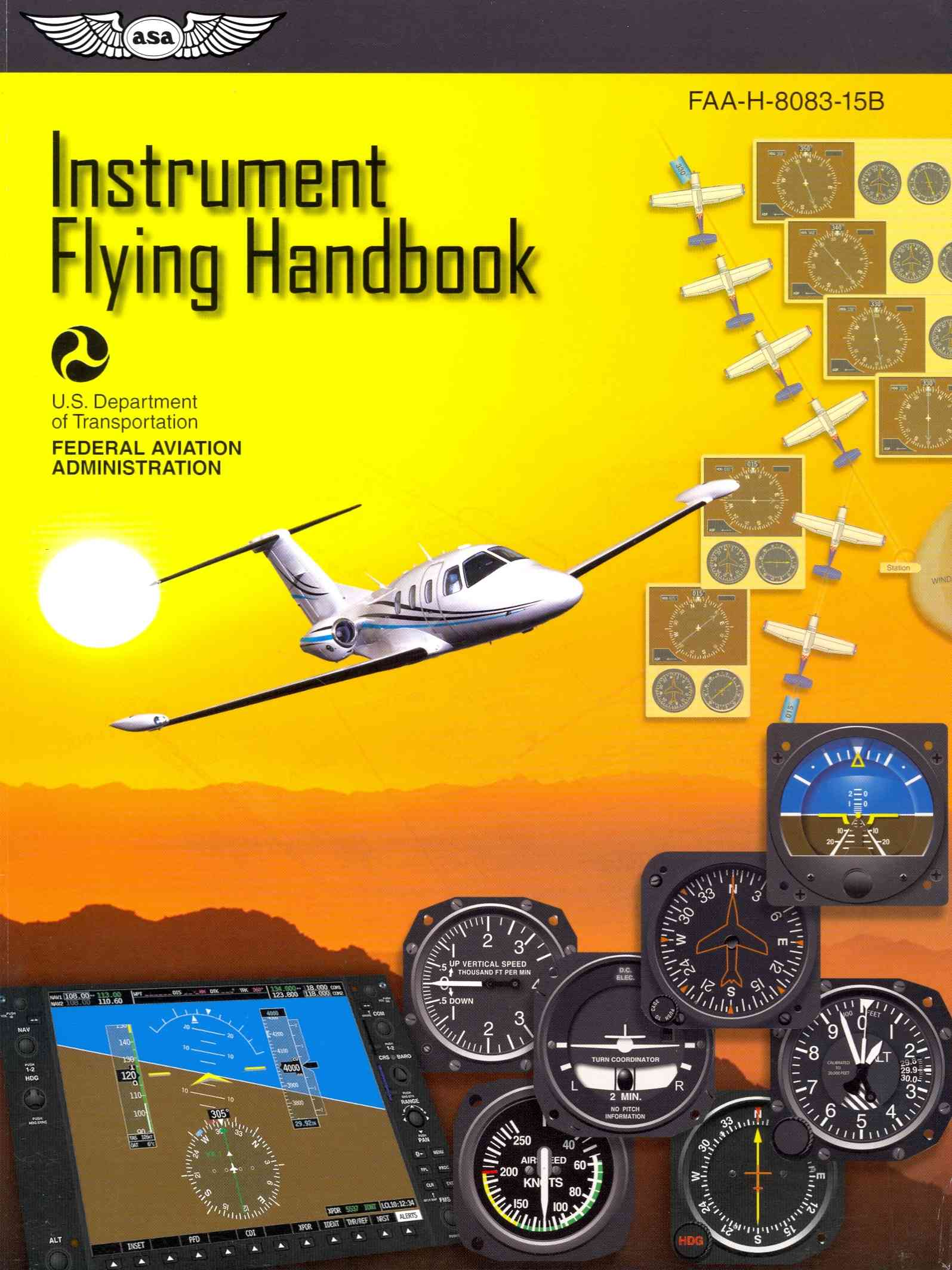 Instrument Flying Handbook By Federal Aviation Administration (Faa)
